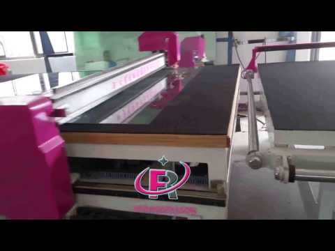 Ruifeng brand multi function automatic glass cutting production line