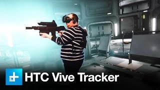 HTC Vive Tracker: First Take at CES 2017