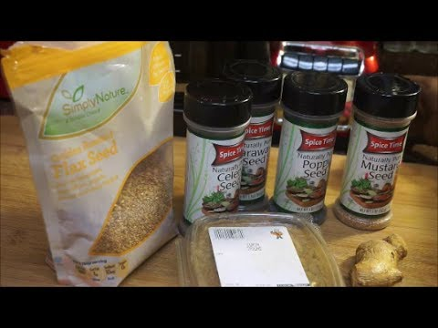 FULL BODY TEA HEALTH FROM THE INSIDE OUT WITH HERB'S & SPICES RECIPE 2017