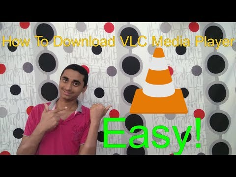 How to Download VLC Media Player in PC !! 64/84 bit or MAC