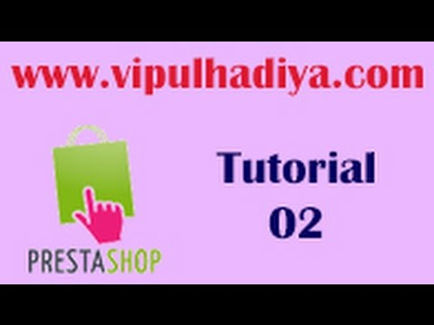 02. Creating Front and Admin View In Prestashop Module