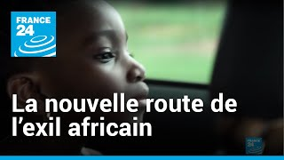 Du Brésil au Canada, la nouvelle route de l'exil africain