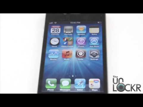 How To Install Siri on the iPhone 4 on iOS 5.1.1