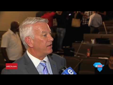 Ford CEO speaks to eNCA about Kuga recall