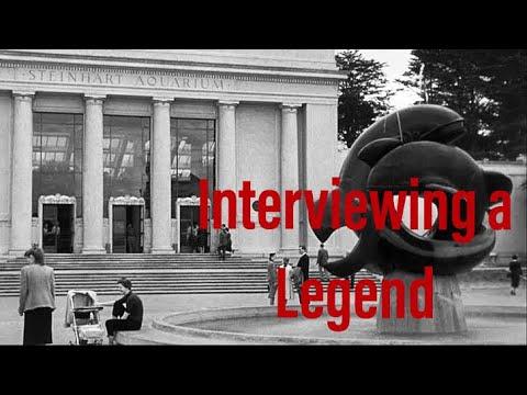 Interviewing a Professional Aquarist!