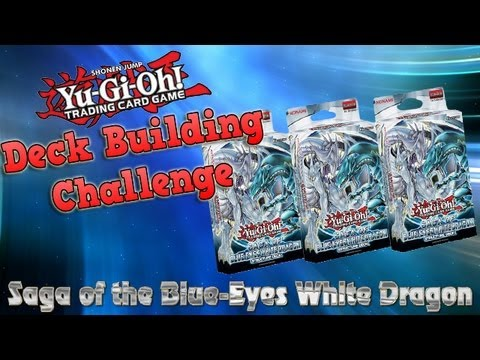 Yugioh Deck Building Challenge - Saga of the Blue Eyes White Dragon