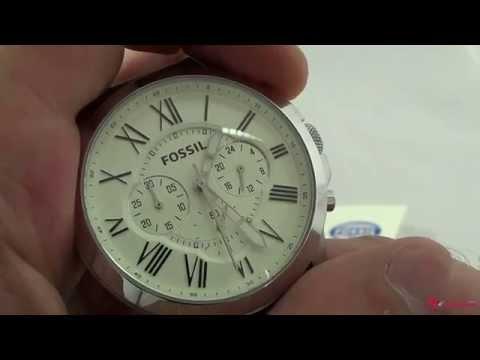 Fossil хронограф - FS4735