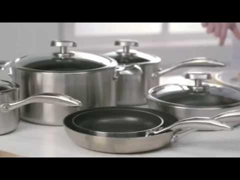 Scanpan® CTQ Cookware Set