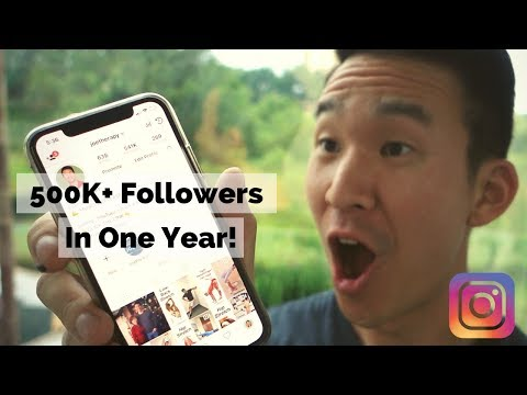 How to get 500K+ free Instagram followers (surprising method anyone can follow)