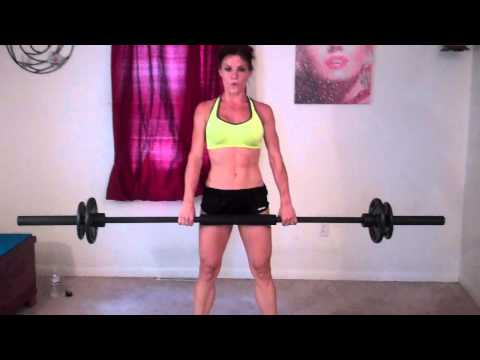 Lean, Strong Tight: Full Body Home Workout (Real Time)
