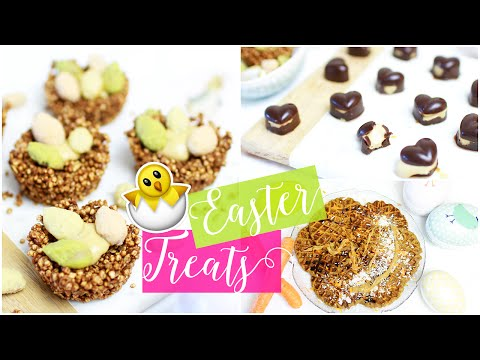 Healthy Easter Treats!