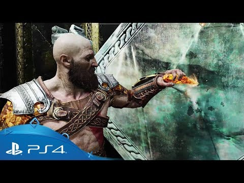 God of War | Director's Commentary: Part 3 | PS4