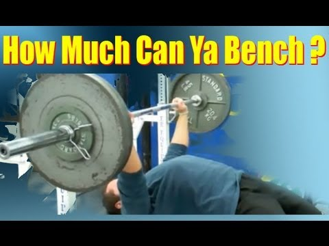 How To Bench Press More Weight With Proper Technique