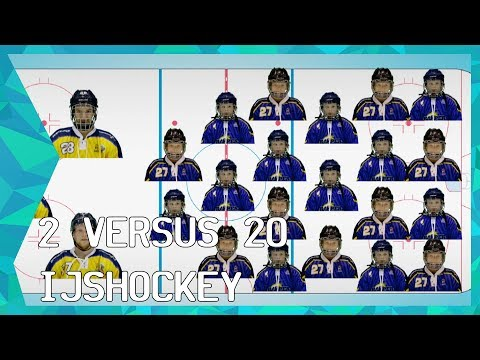 Xxx Mp4 2 TEGEN 20 IJshockey Met Reno De Hondt En Delaney Hessels ZAPPSPORT 3gp Sex