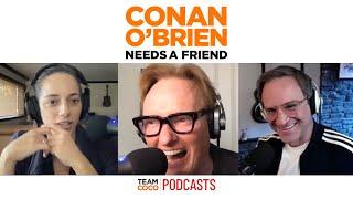 """Conan Workshops His Intro - """"Conan O'Brien Needs A Friend""""   Conan O'Brien Needs a Friend"""