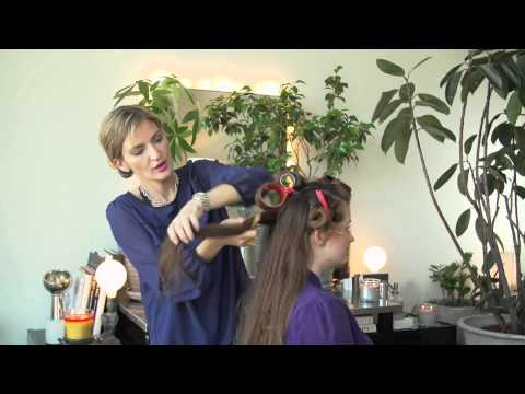 How to Get Big Pageant Hair : Hair Care & Styling