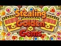 Stealing Golden Gems#17 | King of Thieves