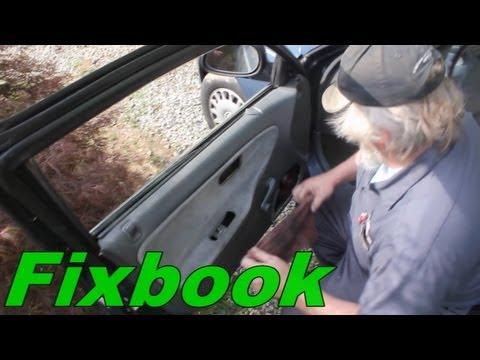 Manual Window Handle Remove
