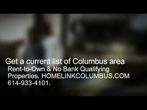Rent to Own Homes Columbus No Bank Qualifying Properties HomeLink Columbus