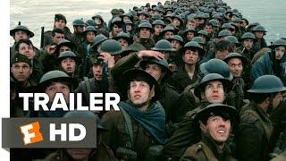 Dunkirk Official Announcement Trailer (2017) -  Christopher Nolan Movie