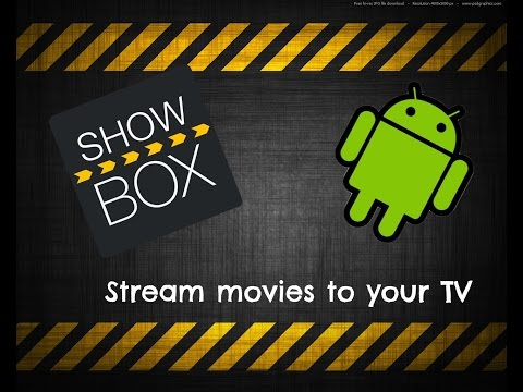 How to stream movies from Android phone to your TV