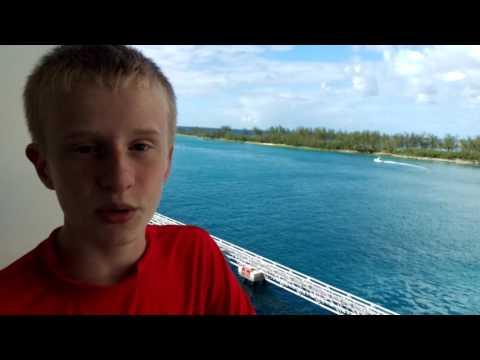Leaving the Bahamas!