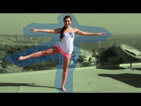 Long, Lean Dancer's Legs Pilates Workout | Pilates Bootcamp With Cassey Ho