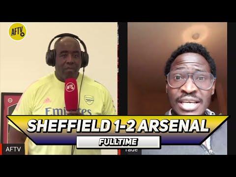 Sheffield Utd 1-2 Arsenal | We Needed Air Jordan In Defence! (Tade)