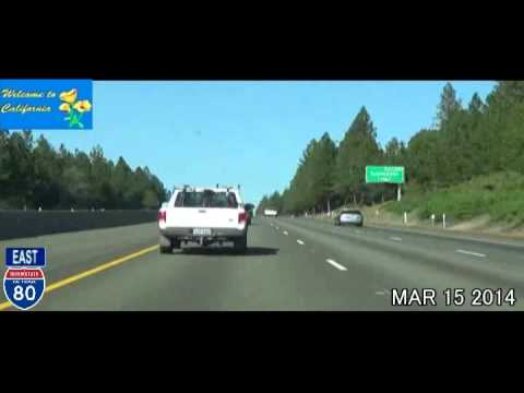 San Francisco CA  to Reno NV 2014