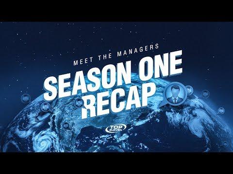 Meet The Managers Season One Recap | Top Eleven