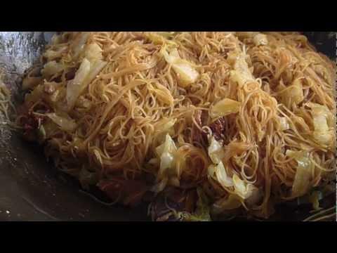 Hokien Pork trotter fried mee hoon - Simple Recipes Malaysia