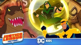 Justice League Action | Booster World | DC Kids