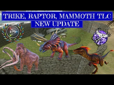 UPDATE 1 1 17 OVERVIEW - TLC For Trike, Raptor, and Mammoth