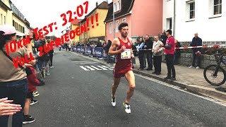 10km In 32:07 Beim Kaiserdomlauf 2018 In Bamberg