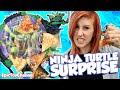 Ninja Turtle Surprise Epic Tmnt Surprise Toys In Messy Pinat