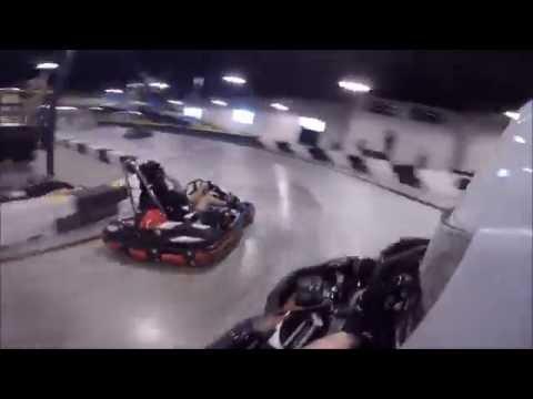 Speedway Indoor Karting (Road course + Oval) - 6/9/16