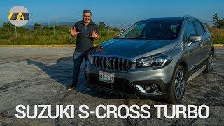 10 Cosas Que Debes Saber De Suzuki S-cross Turbo