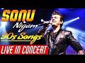 Old and New Song Mashup || Mimicry by Sonu Nigam | Live Performance | Burdwan Kanchan Utsab 2020