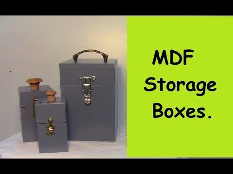 MDF tape measure shelf.