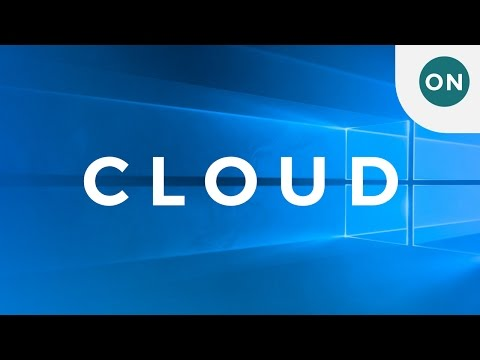 Hands on with Windows 10 Cloud: build 15025