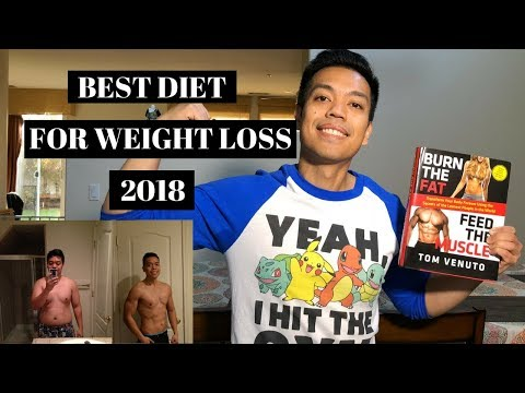 The Best Diet to Gain Muscle and Lose Fat - Burn the Fat Feed the Muscle Book Review 2018