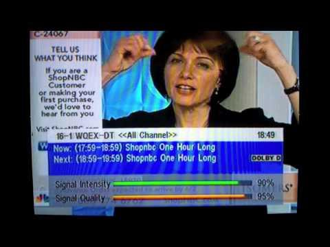 Free TV : Tuner Analog to Digital Converter