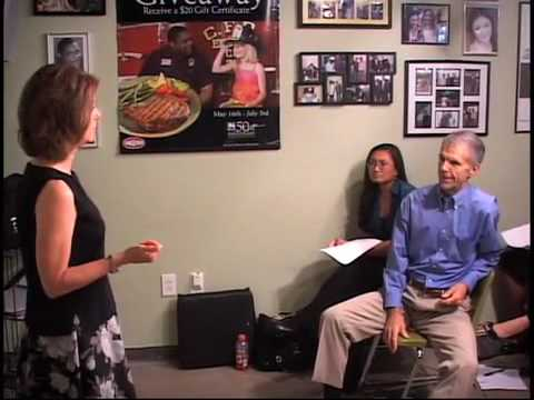 Talent Link's Acting For The Camera Class Adults