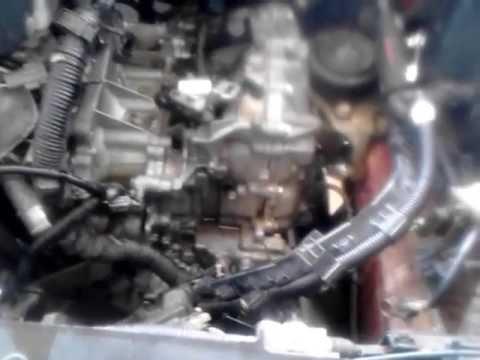07 Nissan Altima Cvt Transmission Removal Part 2