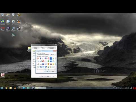 Change your Windows Explorer taskbar icon and default open location in Windows 7