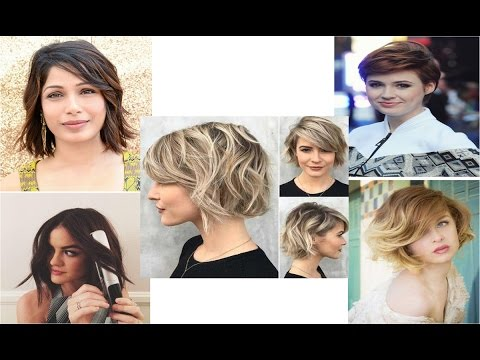 Short hairstyles for women 2016 - Photos of trendy short haircuts