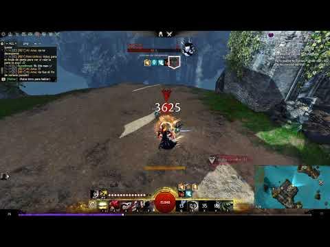 GuildWars 2 thief 1v1