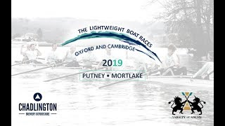 Download 2019 Lightweight Boat Race, brought to you by Varsity Academy and Chadlington Video