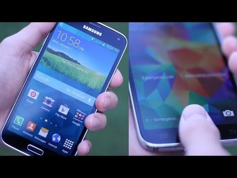 Samsung Galaxy S5 Finger Print Scanner Test + Demo!