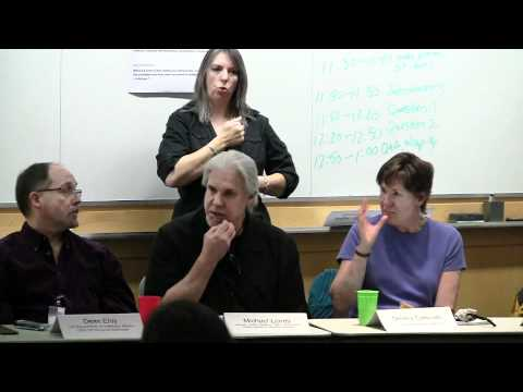 Veterans Day Community Conversation part one, hosted by Eugene Human Rights Accessibility Committee